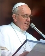 <font color=#C11B17>Pope Francis Calls for a Day of Fasting and Prayer for Peace in Syria</font>