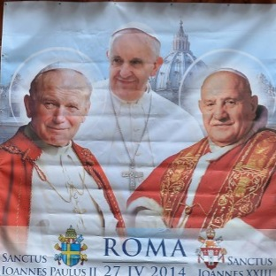 A Tale of Three Popes