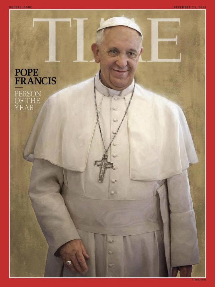 TIME's 2013 Person of the Year