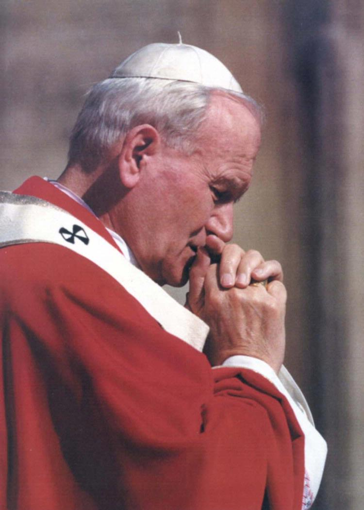 """Mondays with Mary"" – Pope John Paul II on Mary's Witness to the Resurrection of Jesus Christ"