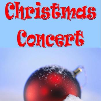 <font color=#C11B17>29th Annual Christmas Concert</font>