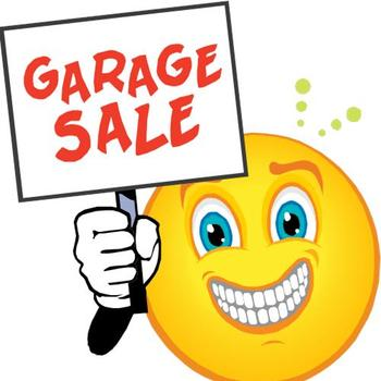 It's A GARAGE SALE!
