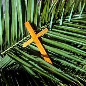 Passion (Palm) Sunday<br>Domingo de (Ramos) la Pasión