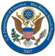 National Blue Ribbon Award