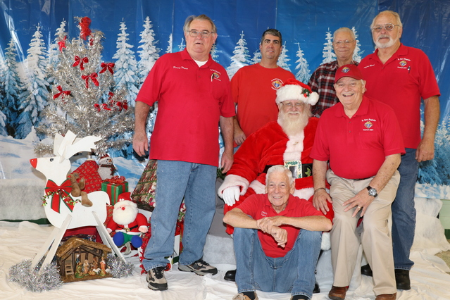 KC Council 5301 with Santa 2019