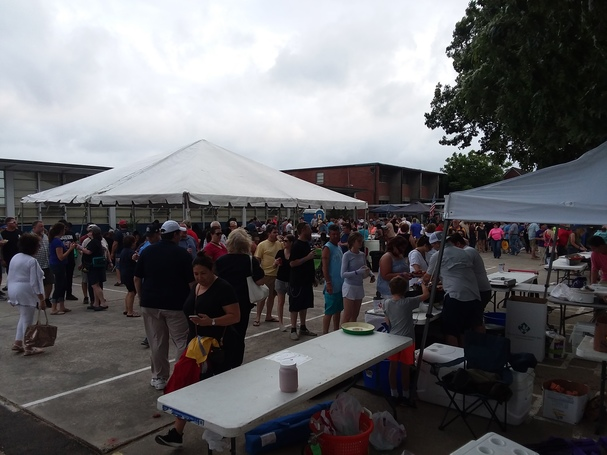 2019 Annual Crawfish Cook-off