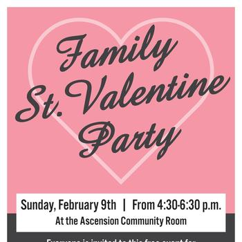 Family Valentine's Party
