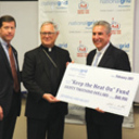 National Grid Foundation makes fourth major donation to 'Keep the Heat On' fund