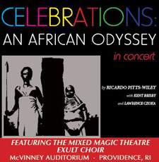 CELEBRATIONS: AN AFRICAN ODYSSEY