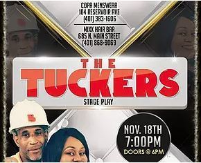 CANCELLED - The Tuckers - a stage play
