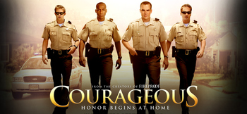 Men's Movie Night - Courageous