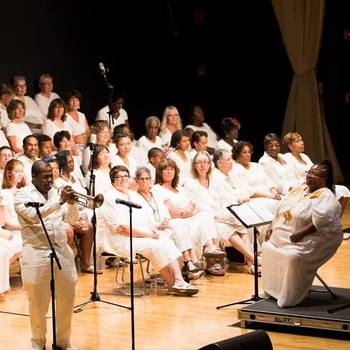 "RPM Voices Annual Summer Concert - Precious Memories III ""Give Thanks"""