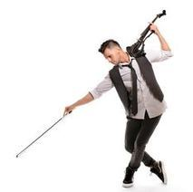 SVET, the Electro Hip-Hop Violinist from NBC's America's Got Talent