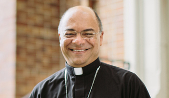 Bishop Shelton J. Fabre to speak at McVinney