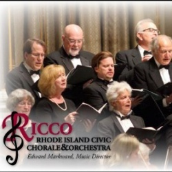 Save the Date! The Rhode Island Civic Chorale & Orchestra in Concert