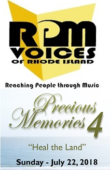 "RPM Voices in Concert - ""Precious Memories 4"""