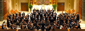 The Rhode Island Civic Chorale & Orchestra in Concert