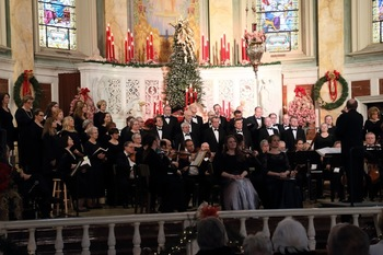 Rhode Island Civic Chorale & Orchestra in Concert