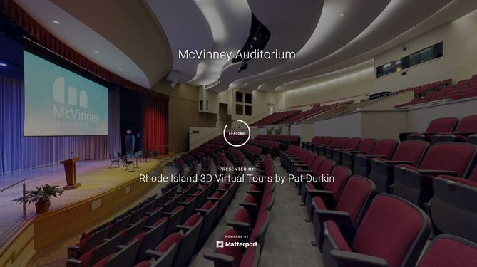 Take a 3D Guided Tour of McVinney!