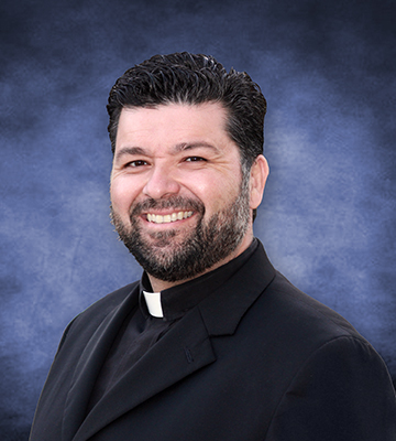Very Rev. Victor Valdez
