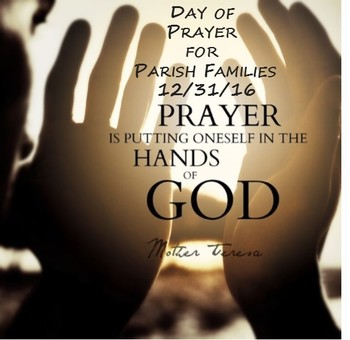 Day of Prayer for Parish Families