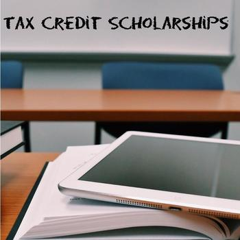 Tax​ ​Credit​ ​Scholarships​ ​in​ ​Illinois