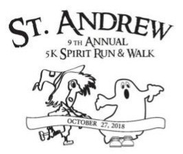 9th Annual Spirit Run - RAIN or SHINE