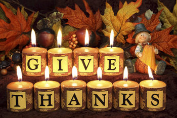 Thanksgiving Holiday - 11/21 - 11/23