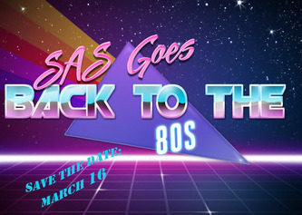 SAS Goes Back To The 80s