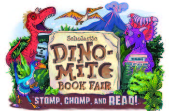 Family Night at the Scholastic Book Fair