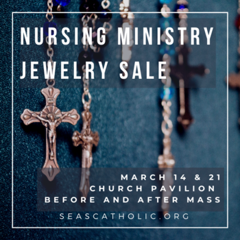 Nursing Ministry Jewelry Sale