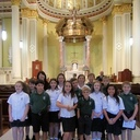 5th Grade to Blue Mass