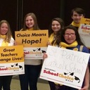 School Choice Rally, Montgomery AL