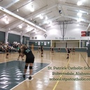 Year End Volleyball Game