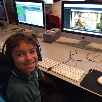 The Hour of Code at SPCS