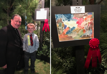 Festival of Flowers's Annual Catholic School Art Contest