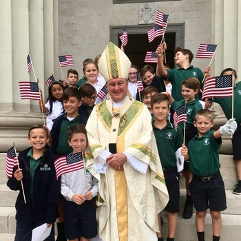 Blue Mass | 5th Grade Field Trip