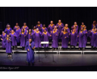 People's Gospel Choir at St.John Fisher