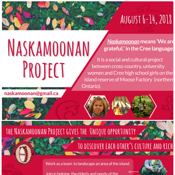 Naskamoonan Project