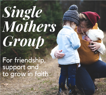 SINGLE MOTHERS GROUP - Sat., Feb. 1