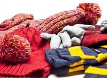 APPEAL FOR WINTER CLOTHING