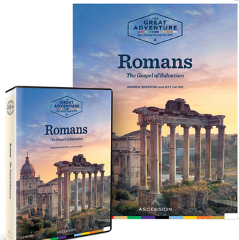 """Romans: The Gospel of Salvation"" Video - Fri., Nov. 22-Dec. 13, 2019, 7:15 pm"