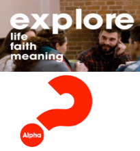 Alpha: Explore life, faith & Jesus together