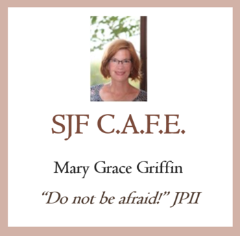 SJF C.A.F.E. - Wednesday, April 3 at 7:30p.m.