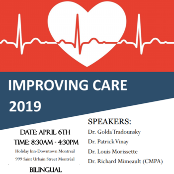 Improving Care Conference 2019