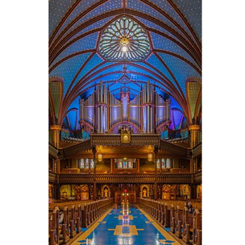 NOTRE-DAME BASILICA: MASS FOR THE 377th ANNIVERSARY OF MONTREAL - Sunday, May 19, 11 a.m.