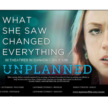UNPLANNED has been extended for another week!