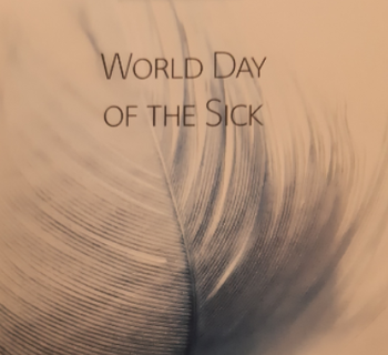 WORLD DAY OF THE SICK