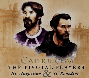 CATHOLICISM: THE PIVOTAL PLAYERS at St. Monica Parish
