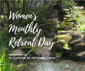WOMEN'S VIRTUAL RETREAT DAY AT VILLA SAINT-MARTIN